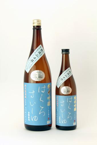 【竹の露】 純米吟醸 白露垂珠 鶴岡山田錦・生詰 1.8L