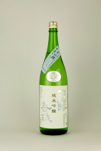【竹の露】 寒造り新酒 純米吟醸 白露垂珠 美山錦55 720ml