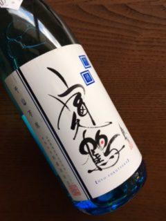 新藤酒造 羽陽富久鶴 千山万水 純米吟醸 1.8L
