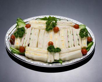 サンドイッチ盛り合わせ2000円
