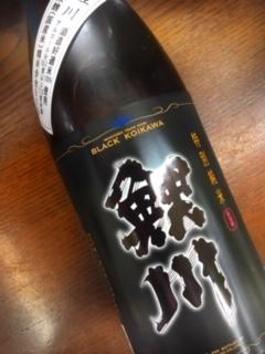 鯉川 特別純米 鯉川 ブラック 1.8L