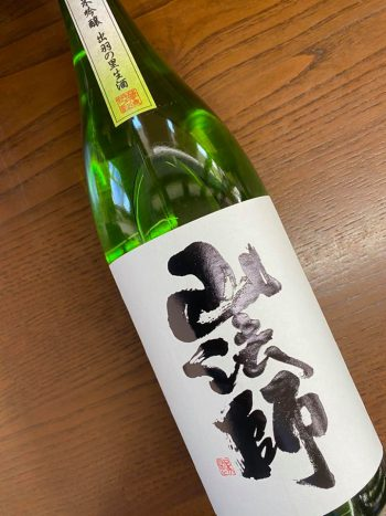 みちのく六歌仙 山法師 純米吟醸 出羽の里 生酒 1.8L