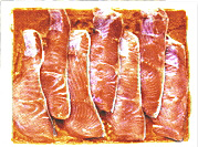 秋鮭(イオ)の味噌漬け
