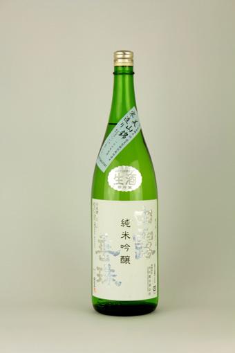 【竹の露】 寒造り新酒 純米吟醸 白露垂珠 美山錦55 1.8L