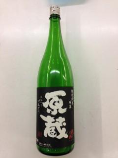 【大山】 純米原酒 原蔵 1.8L