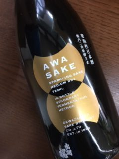 出羽桜 AWA SAKE 720ml