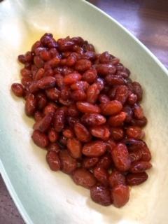 国産金時豆の甘煮 200g