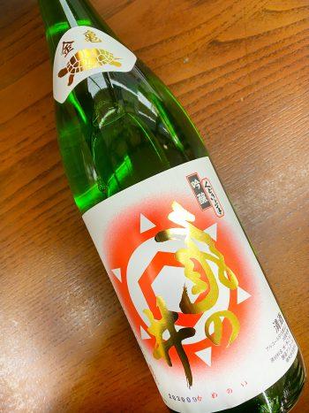 亀の井 吟醸酒 金亀 1.8L